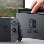 nintendo switch with pad 2016