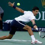 Novak Djokovic Struggles Against Mischa Zverev at Shanghai Masters