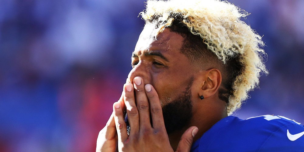 odell beckham not having fun anymore in nfl 2016 images