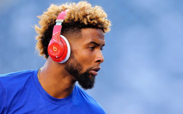 odell beckham top for draftkings week 6 winners