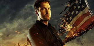 olympus has fallen 3 turns into angel has fallen with gerard butler 2016 images