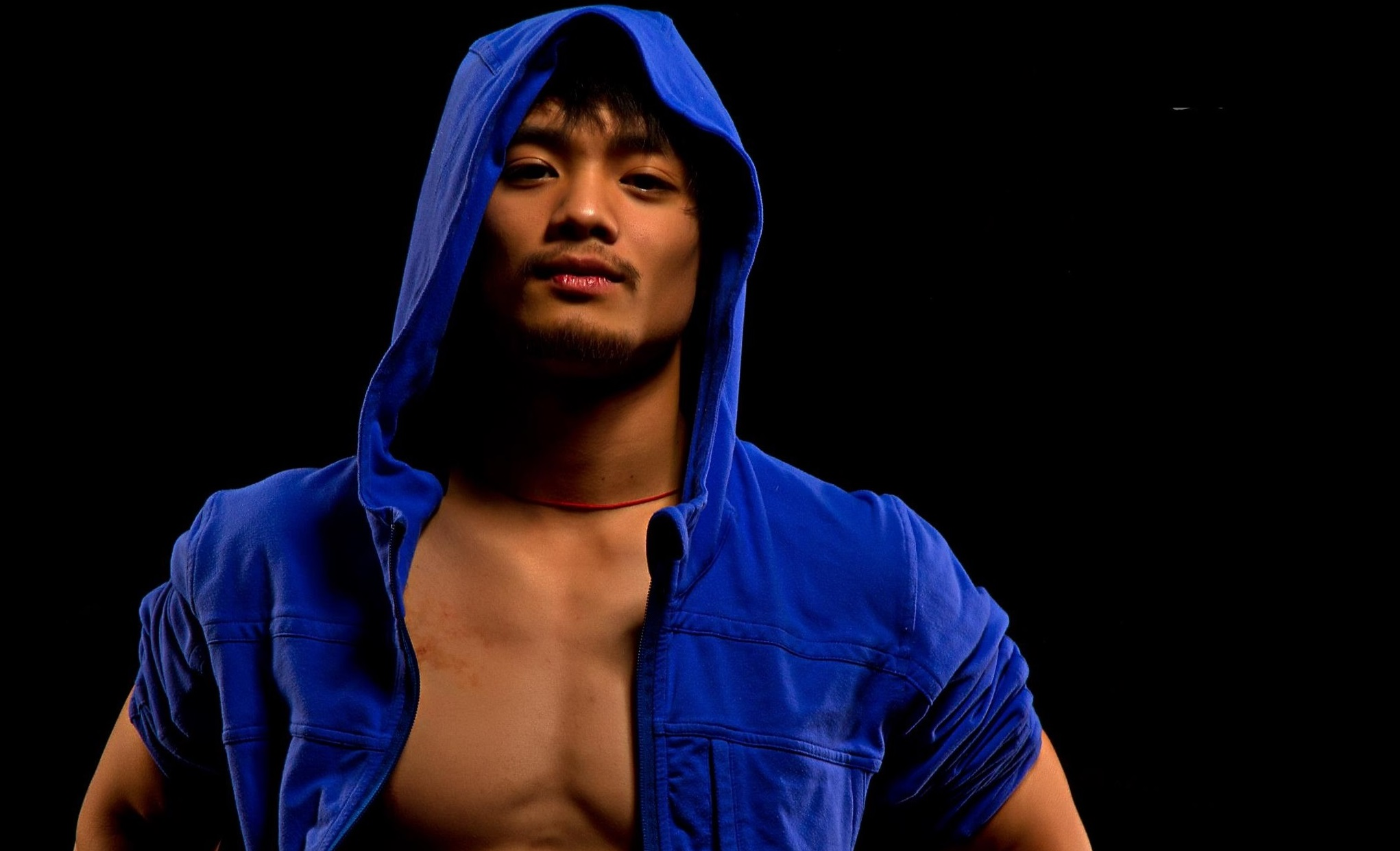 osric chau talks