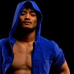 osric chau talks crop