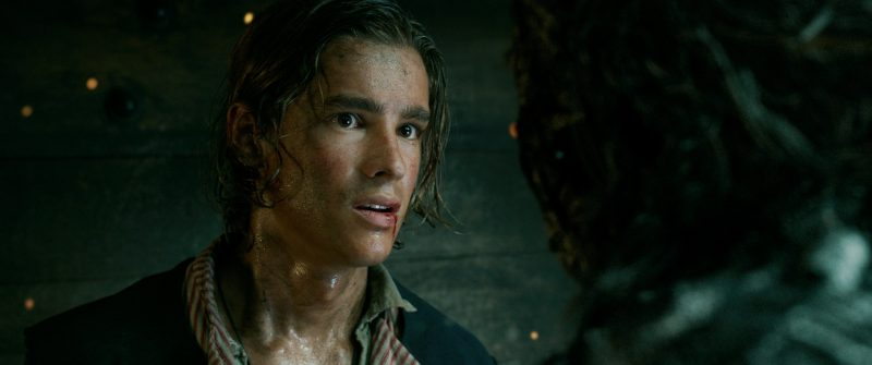 pirates of the caribbean dead men tell no tales brenton thwaites