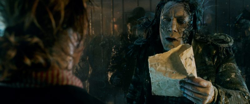 pirates of the caribbean dead men tell no tales javier bardem image