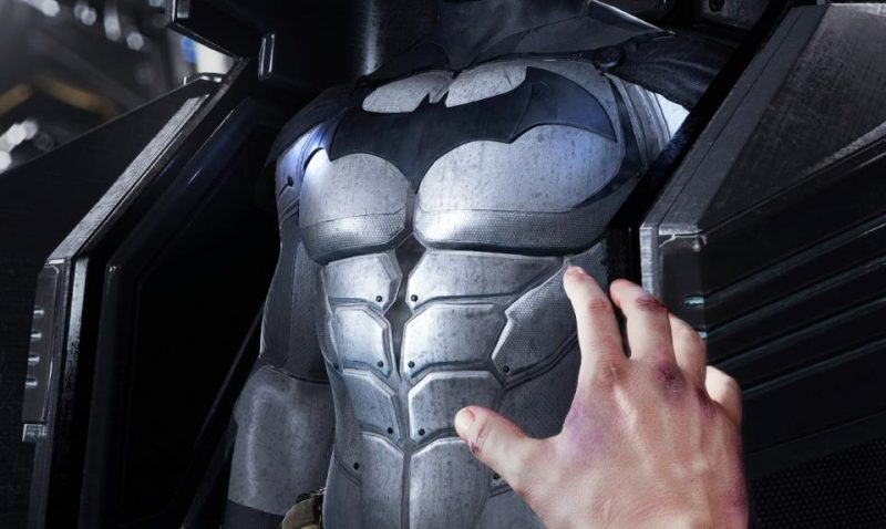 playstation vr batman arkham game 2016