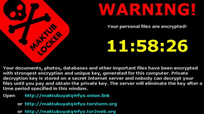 we dont negotiate with ransomware 2016 images