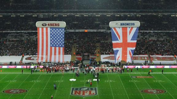 nfl pushing hard for a london franchise 2016 images