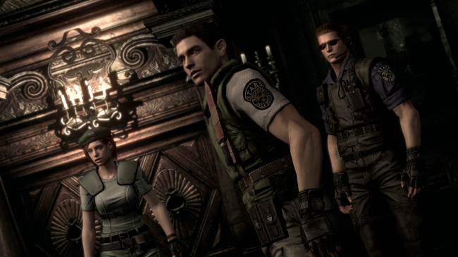 resident evil hd sells out