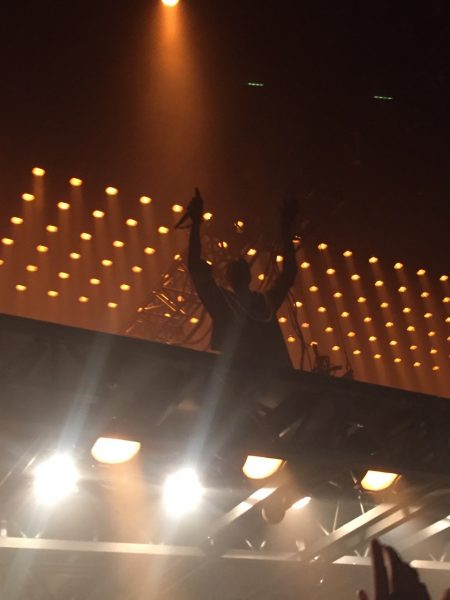 saint pablo kanye west concert review