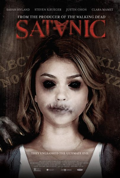 satanic movie poster