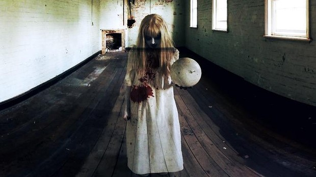 scare campaign scary girl ghost images