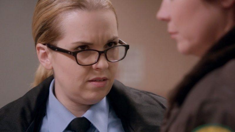 sheriff donna hanscum supernatural movie tv tech geeks