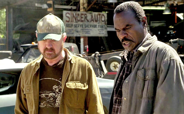 steven williams talks supernatural and rufus 2016 images