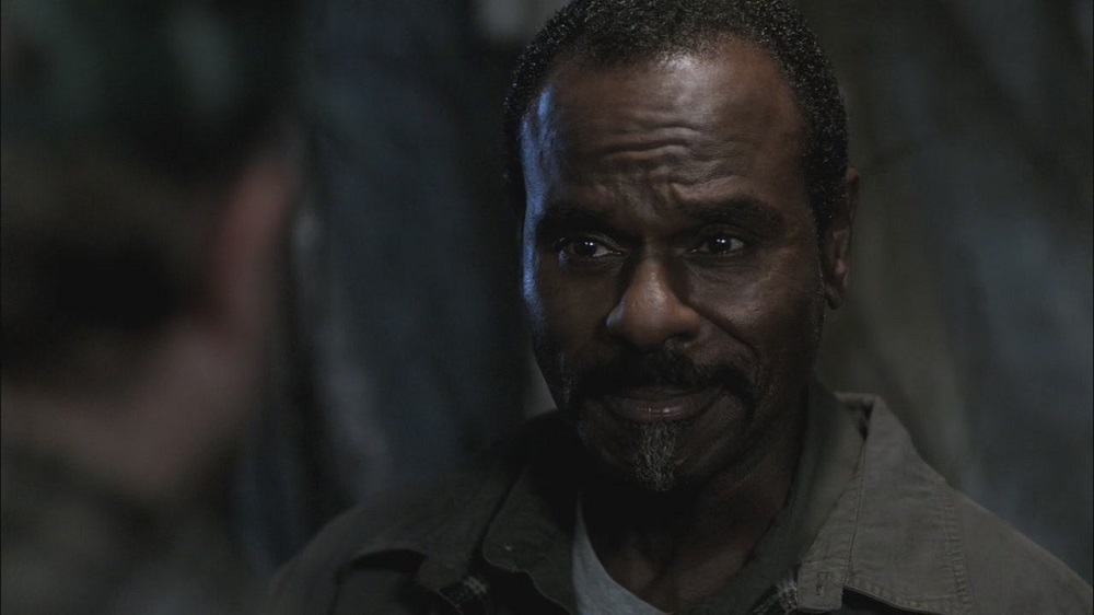 Steven Williams talks 'Supernatural,' Rufus Taylor, 'It' and 'Training Day' 2016 images