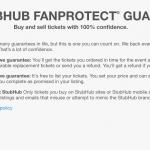 stubhub fan protect guarantee