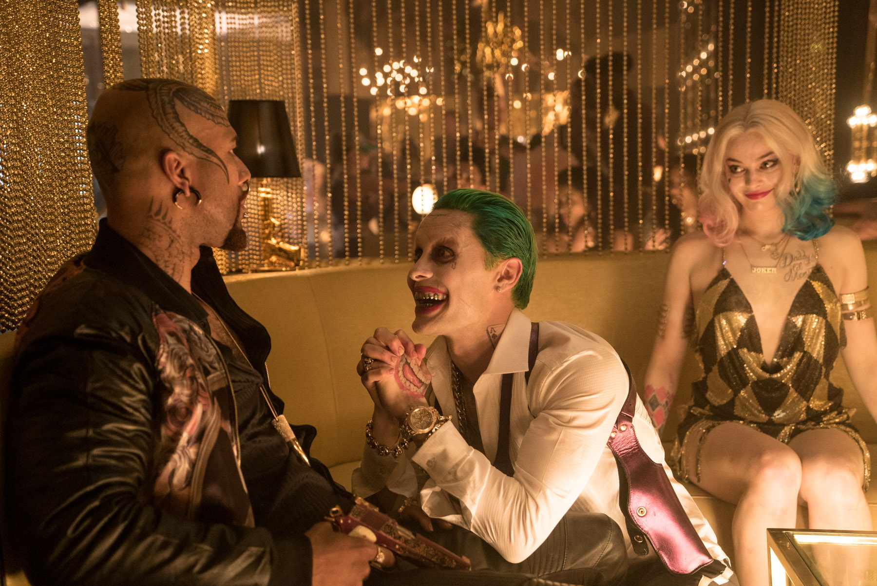 suicide squad jared leto joker hot 2016