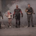 suicide squad will smith jai courtney margot robbie