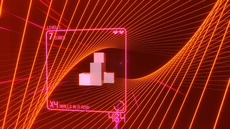 superhypercube playstation vr game images