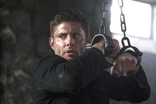 supernatural 1202 dean winchester in shackles