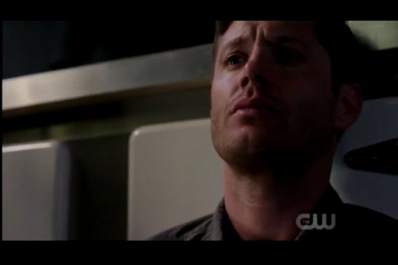 supernatural 1202 dean winchester sad