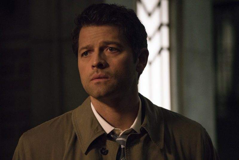 supernatural 1203 castiel the foundry