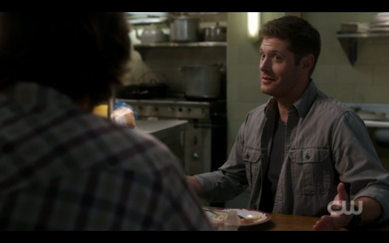supernatural 1203 foundry dean winchester hunting trip talk