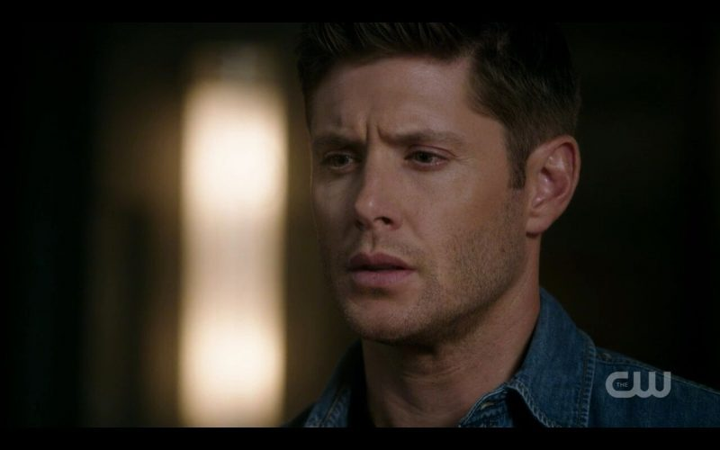 supernatural 1203 foundry dean winchester sad