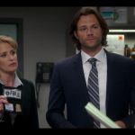 supernatural 1203 foundry sam winchester fbi talk