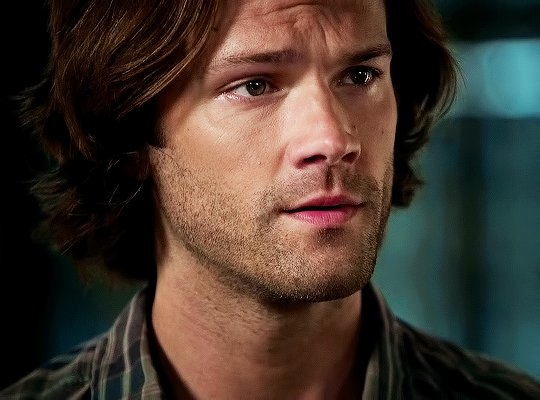 supernatural 1203 foundry sam winchester puppy look