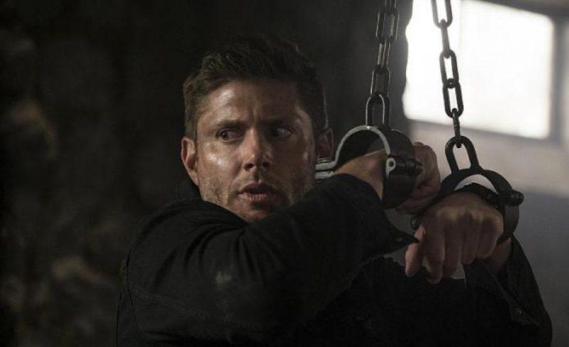 supernatural dean winchester handcuffed 2016