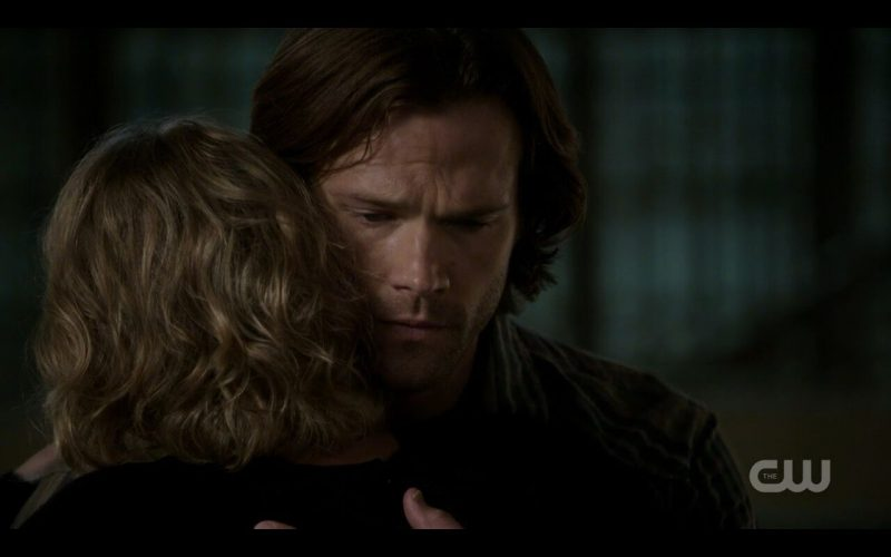 supernatural end mary sam winchester hug