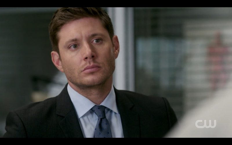 supernatural foundry 1203 dean winchester fbi