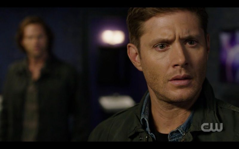 supernatural foundry dean sam winchester ghost