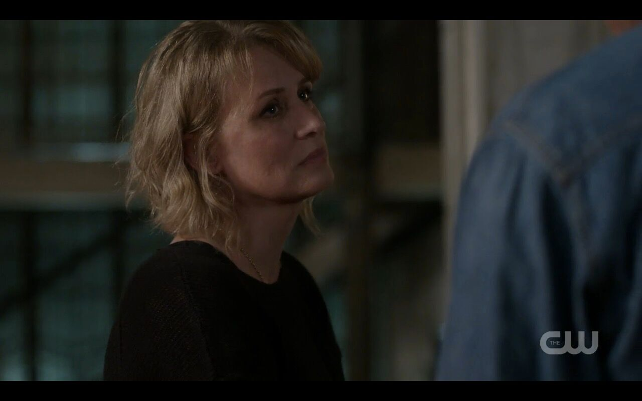 supernatural foundry end for mary winchester
