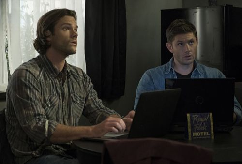 supernatural the foundry brings things back