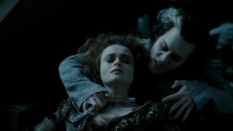 sweeney todd demon barber of fleet street scary movies