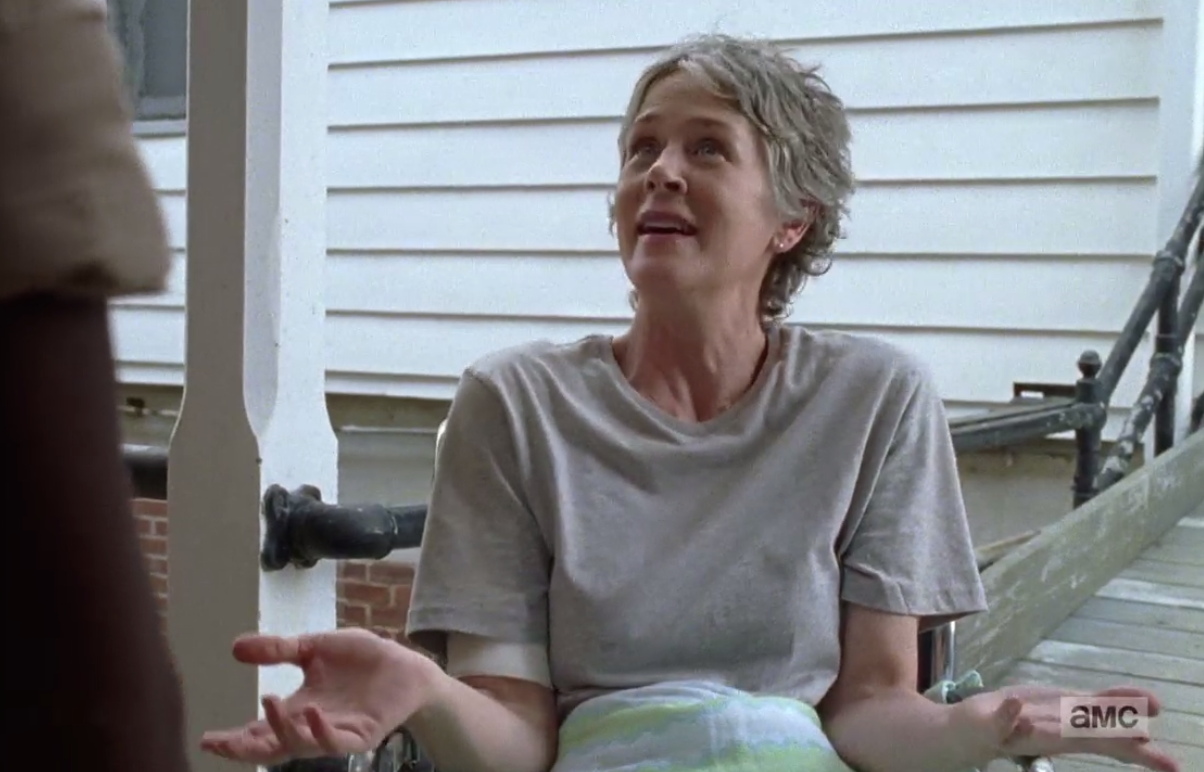 the walking dead 702 carol with morgan