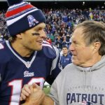 tom brady bringing relief to bill belichick