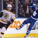 Toronto Maple Leafs burn the Boston Bruins 4-1