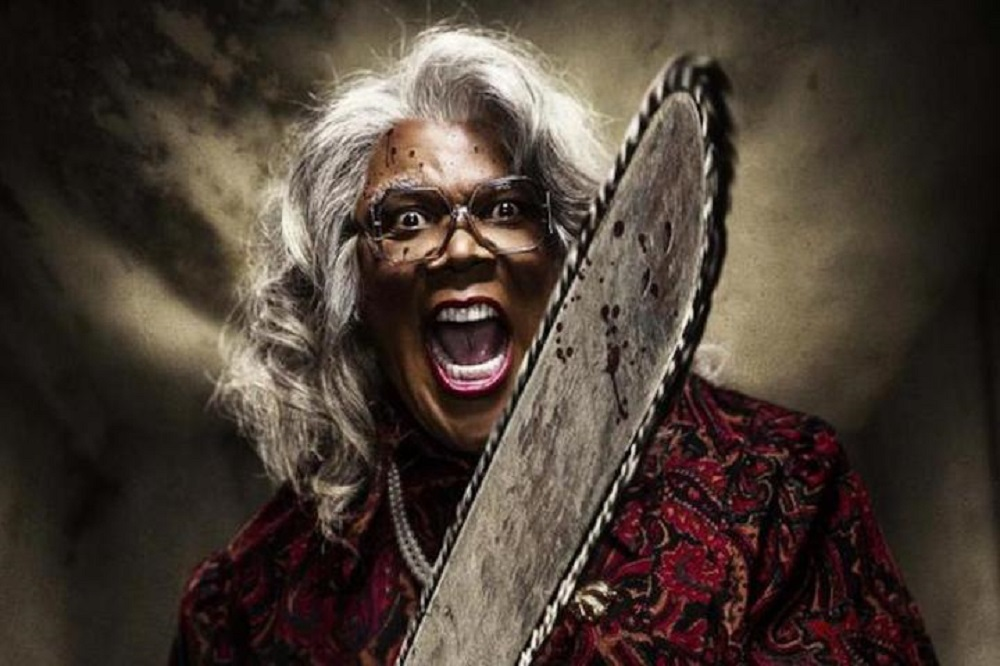 Tyler Perry's critic proof Madea scares off Tom Cruise at box office 2016 images