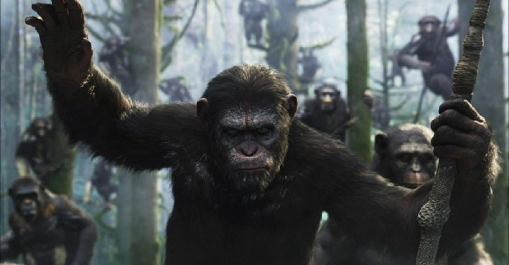 'War for the Planet of the Apes' gets teased 2016 images