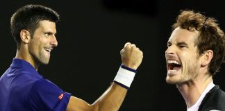 2016 ATP Season in Review   Andy Murray, Novak Djokovic tennis images