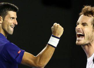 2016 ATP Season in Review   Andy Murray, Novak Djokovic tennis images