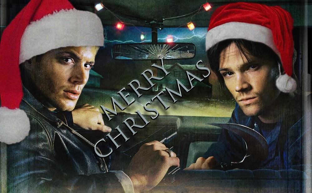 A 'Supernatural' Christmas Impalalalalalalalaa! 2016 images