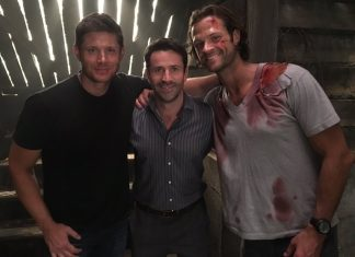 Adam Fergus talks 'Supernatural' and being a Man of Letters Interview 2016 images