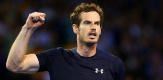 Andy Murray wins 2016 Paris Masters Final over John Isner tennis images