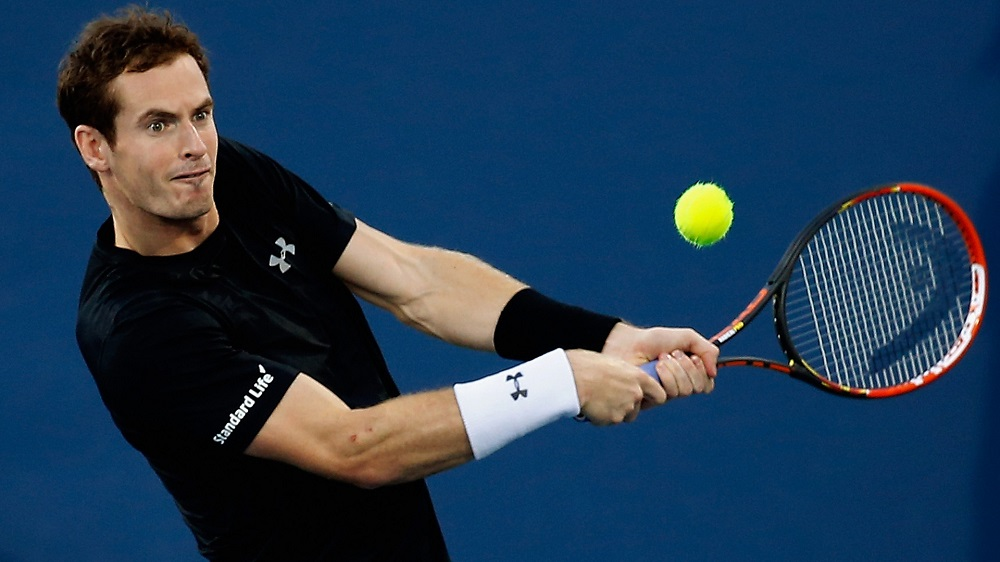 Andy Murray's Group the tough one at 2016 ATP World Tour Finals images