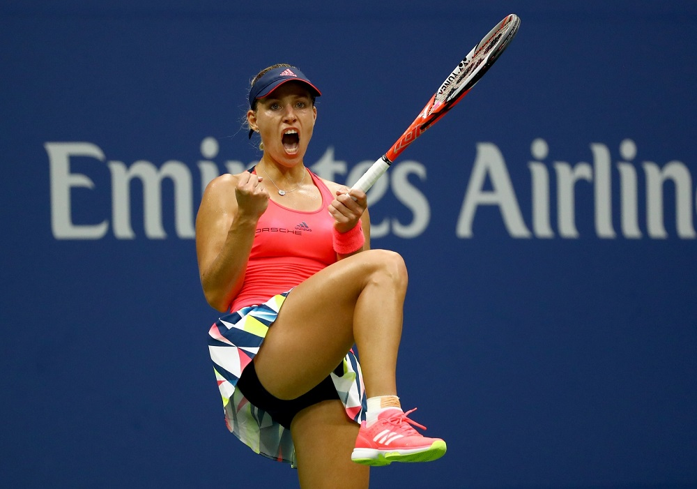 Angelique Kerber and Highlights from 2016 WTA Season tennis images