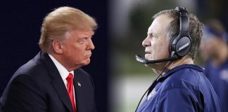 Bill Belichick Defends Letter to Donald Trump 2016 images